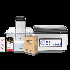 iVide® Plus Sous Vide Cooker IV300 Bundle (WIFI)